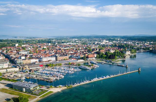 Konstanz-Hafen-Bodensee-Luftaufnahmen_Copyright_MTK-Deutschland-abgelichtet-Medienproduktion