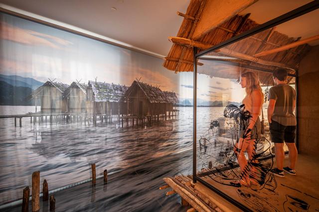 Konstanz-Archaeologisches-Landesmuseum-Pfahlbauten-01_Spaetsommer_Copyright_MTK-Dagmar-Schwelle